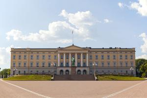 The Royal Palace ( Det kongelige slott)