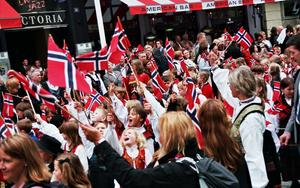 Thumbnail for Celebrating Norwegian Constitution Day in Oslo