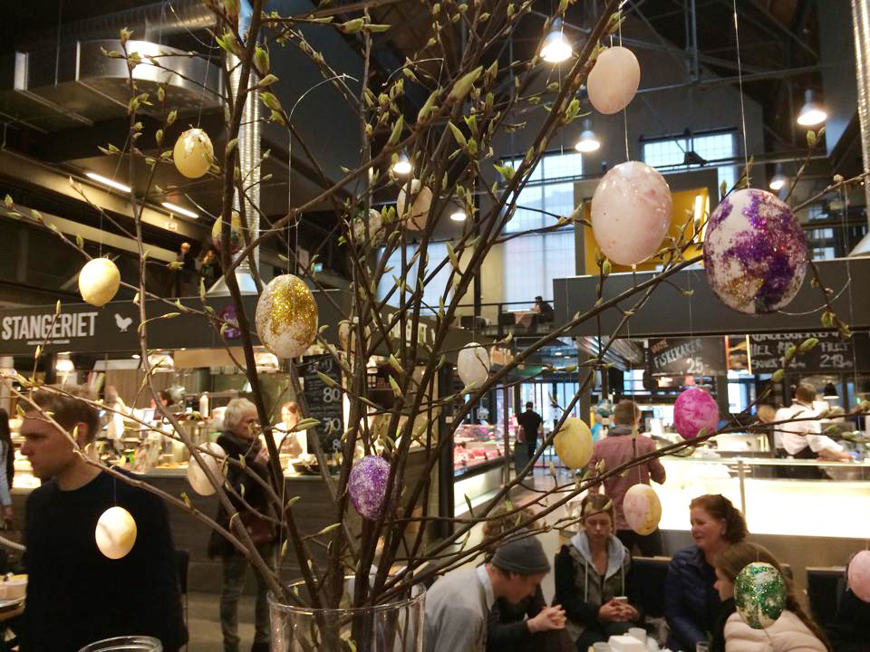 Easter in Oslo